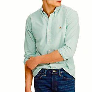 Ralph Lauren Button Down Cotton Oxford Shirt XS